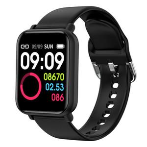 Intelligente Orologi R16 Series 4 frequenza cardiaca Sangue OxygenPressure Tracker Monitor fitness impermeabile Uomini Donne braccialetto per Xiaomi Phone di Apple IOS