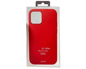 Original Liquid Silicone Case For iPhone 12 Pro Max 12mini 12pro silicona Case Official Liquid Case With Retail Box
