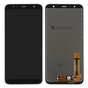 Calidad LCD para Samsung Galaxy Plus J6 J4 J6 + Plus SM-J410 J610F Nueva pantalla táctil de la Asamblea digitalizador