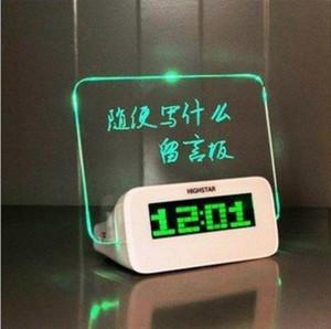 Gut wenn sie erreicht Time Alarm Ursprünglichkeit Elektronik Romantische Fluoreszenz Platte SkBM #