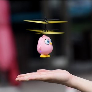 Aircraft Ball Helicopter Toy Infrared Induction Drone Suspension Flying Airplane Toys for Kids Children Xmas Christmas Gift