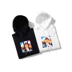 Hombres sudadera con capucha para mujer para hombre de la moda otoño invierno de la vendimia Polo de manga larga Top 20ss gran calidad super suave acogedor Pullover sudaderas