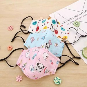 Kids And Adult Face Masks With breathing valve 3-Layer fashion Designer Mask Dustproof Earloop Masks Supply In Stock Fast Ship
