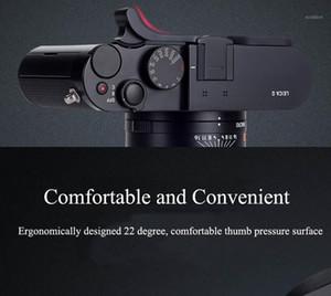 Yeni Başparmak Rest Başparmak Kavrama Sıcak Ayakkabı Kapak Thumbrest Leica Q2 Q Typ 116 Siyah Red1