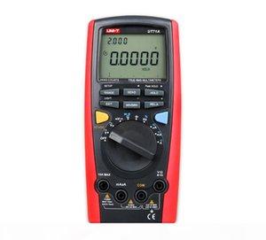 Nuovo UT71A UT71B di alta qualità formato centrale Intelligent Digital Multimeters strumento di riparazione