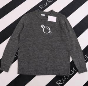 Neue Ankünfte Designer Hoodie Casual Womens Stricking Pulsierer Sweatshirts Designer Wollpullover High Street Sweatshirts Stricken Jumper