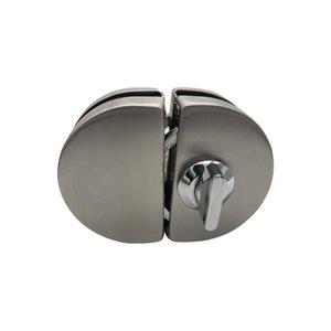 Fingerprint Password Lock Security Door Home Door Lock Glass Door Smart Electronic Card Lock