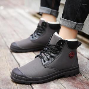 Weweya Super теплые мужчины зимние сапоги водонепроницаемые дождевые сапоги обувь мужчины 2020 новая мужская лодыжка снег ботинок меховой ботас мульскеулина Bota1