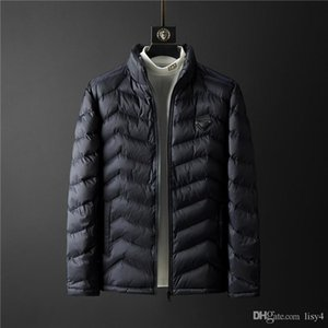 Jacket Winter Outerwear Down TC 22 Stand Fashion Bread Coats 2021 Canada Doudoune Casual Male Clothes Collar Goose Men Homme Ijmgk