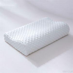 A-ALANNA 01 МЕРЖДЕНИЕ Пеноподдинг-постельное белье защита от шеи Медленная подушка для беременных для спальных ортопедических подушек 50 * 30см