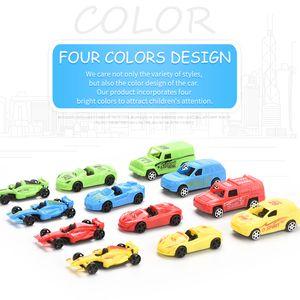Kühle mini cross country Auto Spielzeug Kid Boy Pull zurück Familienauto Bunte Mini-Auto-Modell-Kind-Weihnachtsgeschenke