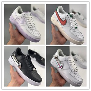 2020Hot Dunk cheap 1 Utility Running Shoes Men Women triple air af 1 forces airforce one skateboard mens trainers sports sneakers