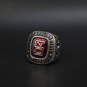 1974 North Carolina State Wolfpack ring Fan Gift high quality wholesale Drop Shipping Manufacturer fast shipping