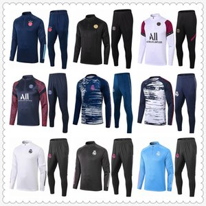 real madrid tracksuit mens tracksuit 2020 2021 soccer tracksuit football tracksuit survetement foot chandal futbol player version