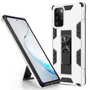 Sergeant Invisible Stand Armor Phone Case For Samsung Galaxy Note20 S20 Ultra Note 20 Note10 S8 S9 S10 Plus A51 A71 A10S A10E A20E A20S
