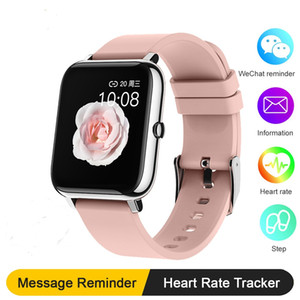 Sports Smart Watch Heart Rate Sleep Monitoring Pedometer Alarm Clock Find Adult Bracelet For Iphone Samsung Huawei