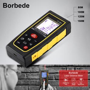 Laser Rangefinder 80M 100M 120M 150M Laser Distance Meter Laser Measure Tool Tape T200603