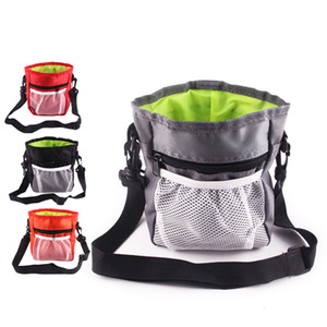 Dog Training Walking Pouch Waist Belt Snack Treat Storage Bag Poo Bags Dispenser 3 Color Universal