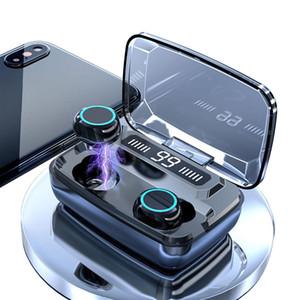 TWS Мобильный телефон Audifonos Con Inalambricos Правда беспроводной Ecouteur IPX7 водонепроницаемый Bluetooth наушники