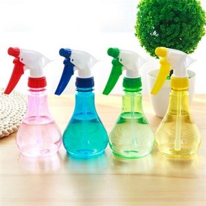 250ML PET Gardening tools small flower spray pot plant hand pressure watering bottle