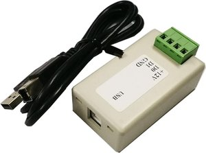 WG26 34 to USB to WG (simulated Keyboard Virtual Serial Port) Free Drive, Support Win