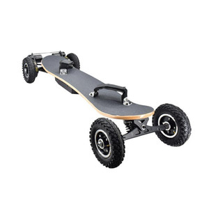 1650W 4 wheel scooter dual-drive -absorbing electric longboard Off-road electric skateboard Remote control