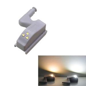 Universal Furniture Cupboard Cabinet Wardrobe Hinge Led Sensor Lamp Night Light Door Kitchen LED Bulb Energy Saving Home Lights