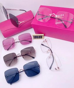 Designer new fashion womens men sunglasses UV400 polarizing glasses 13 style options with box and all accessories free shipping