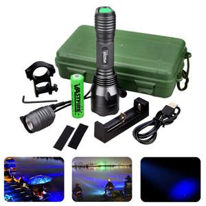 Vastfire Scout Gun Tactical Light Flashlight LED Shotgun Sight Driving Ring Super Pistol Light