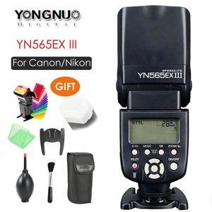 Flashes YONGNUO YN-565EX YN565EX IIIL Flash Speedlite For D7500 D7200 D7100 D5600 500D 550D 600D DSLR Camera