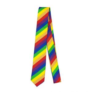 ILXTW Clown Color Striped COS ROLE SERVICE COLOWN Цвет полосатый галстук-галстук COS CORE COSTUME PLAY SERVICE PLAY SERVICECOSTUME Costume