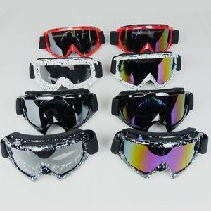 Yeni motorista Gözlükler Gafas Off Road Motokros Gözlük Motosiklet Gözlük snowboard Gözlük Erkekler Snowboard Kayak Gözlükler Moto Kask Gözlüğü