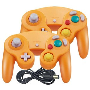 For Gamecube For NGC Controller GC Port PC USB Wired Gamepad Joypad Joystick MAC Computer Game Accessory