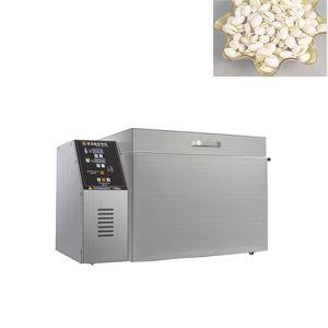Constructeur de la machine à rôtir anacarde / machine à rôtir arachide machine à rôtir de noix de coco en acier inoxydable cuisson