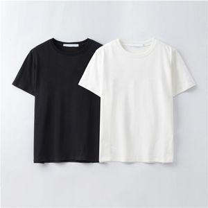 Summer Mens Femmes Designer Mens T-shirt Casual T-shirt T-shirt de mode en coton à manches courtes à manches courtes avec broderie de la marque -XFJ