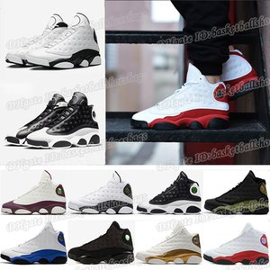Women Men Basketball And Shoes 13 Bred Black True Red History Of Flight Dmp Discount Sports Shoe Women Sneakers 13 Grey Toe Bsb