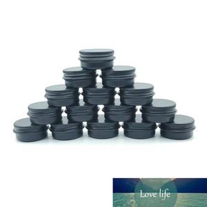 10PCS Cosméticos Batom Container creme pode Tin Brincos Decoração do ofício Box Fillable Garrafa de Listagem Esvaziar alumínio