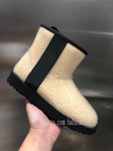 Classic wool australia wgg women womens boot bailey winter snowuggswggsuggHalf Knee cotton Short boots australianas