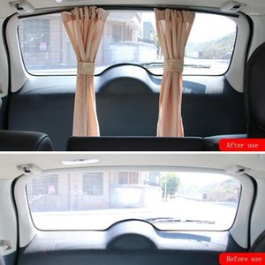 2 ADET Araba Güneşlik VIP Araba Van SUV Pencere Perde UV Sunshade Visor Kiti Sıcak Aracı1
