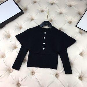 top quality kids clothing sets kids clothes girls tops jacket sweatshirt sweaters dress skirt 2pcs sets HOZP