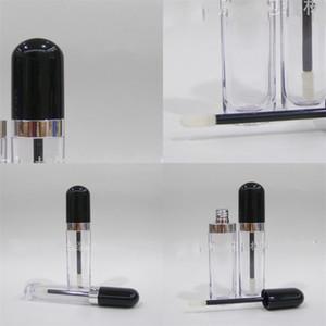 8ml 빈 립 광택 컨테이너 립글로스 튜브 휴대용 화장품 서브 포장 작은 투명 병 DIY 새로운 1 9WC F2