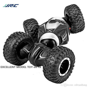 JJRC Q70 Remote Control Double Sided Drive Stunt Car, 4WD Flip Twist Transforming Truck, Hollow Rubber Tire, Xmas Kid Birthday Boy Gift, 2-2