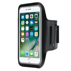 New 1pc Outdoor Sports Phone Holder Armband Case For Samsung Gym Running Phone Bag Arm Band Case For Iphone 11 Xs H jllYOt