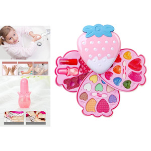 Kinder-Make-up Set Princess Kosmetik-Set Make-up für Mädchen Pretend Play Make up Spielzeug Kinder verkleiden Prinzessin