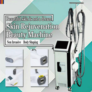 Velashape Lipolaser Cavitation Machine RF Skin Rejuvenation Fat Freeze Slimming Machine Cryo Cavitation RF Vacuum Fat Loss