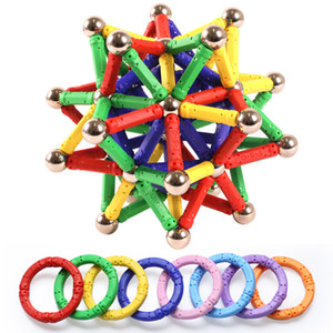 50-300pcs Educational Sticks For Kids Magnet Building Blocks Accessories Designer Magnetic Construction Toys