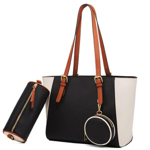 Free Mccartney Stella Shipping Quality Size Fashion Women Big Soft Handbags Leather High Bag Tote PVC 3 Chain Hasp Qljsh