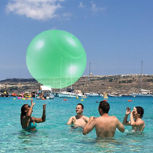 Hot Outdoor Funny Bubble Ball Air-Filled Or Water-Filled TPR Balloon Toy For Children Adult Soft Squishy Balloon Rubber Ball Toy