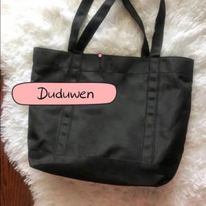 42X30X12CM нейлоновая сумки для покупок 2С наркоманов пляжной сумки Путешествие тотализатора Wash Bag стеганых блестками Cosmetic чехол для хранения