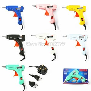 20W Hot Melt Glue Gun with Free 10pc Hot melt adhesive sticks1